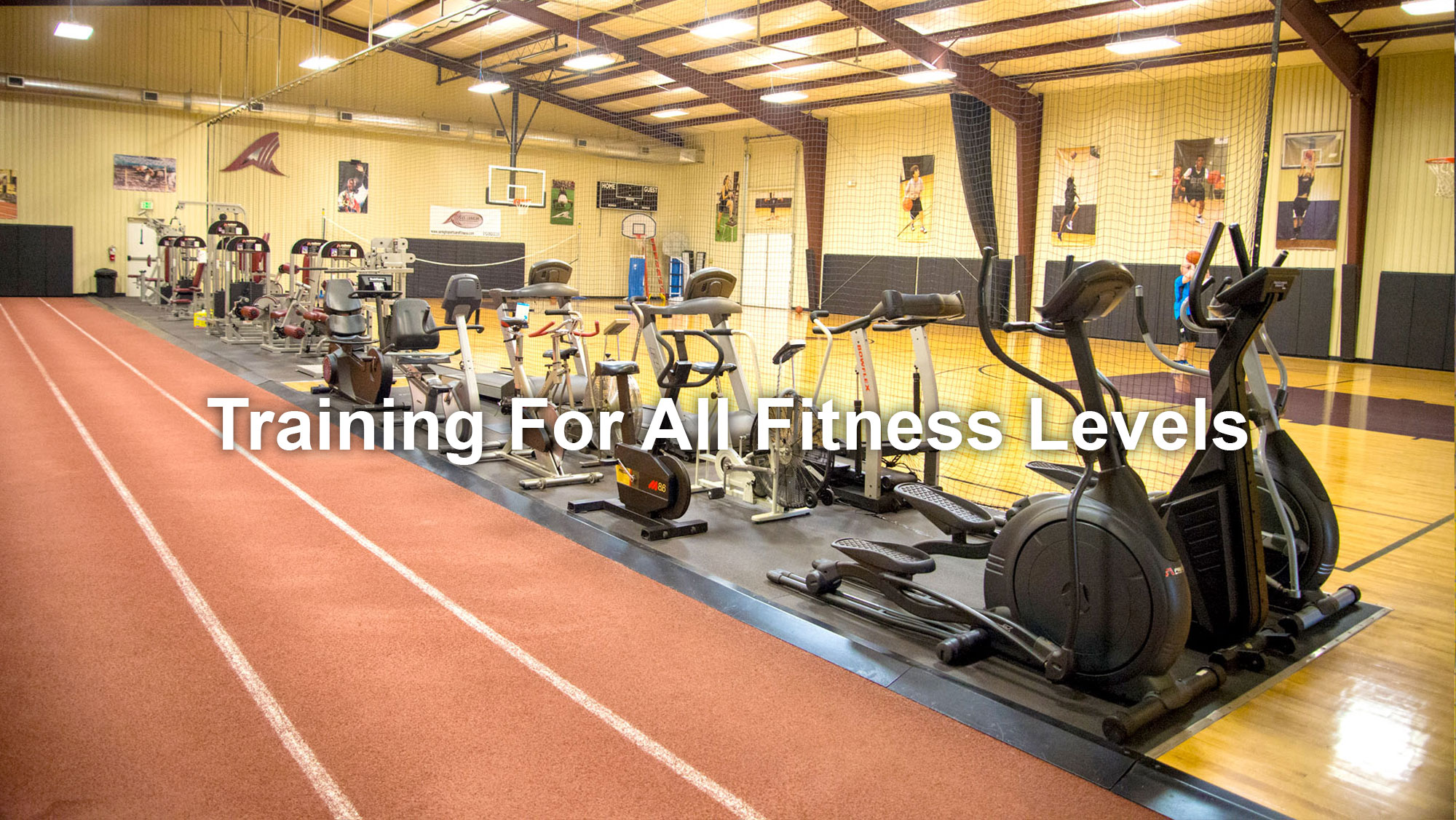 Training for All Fitness Levels