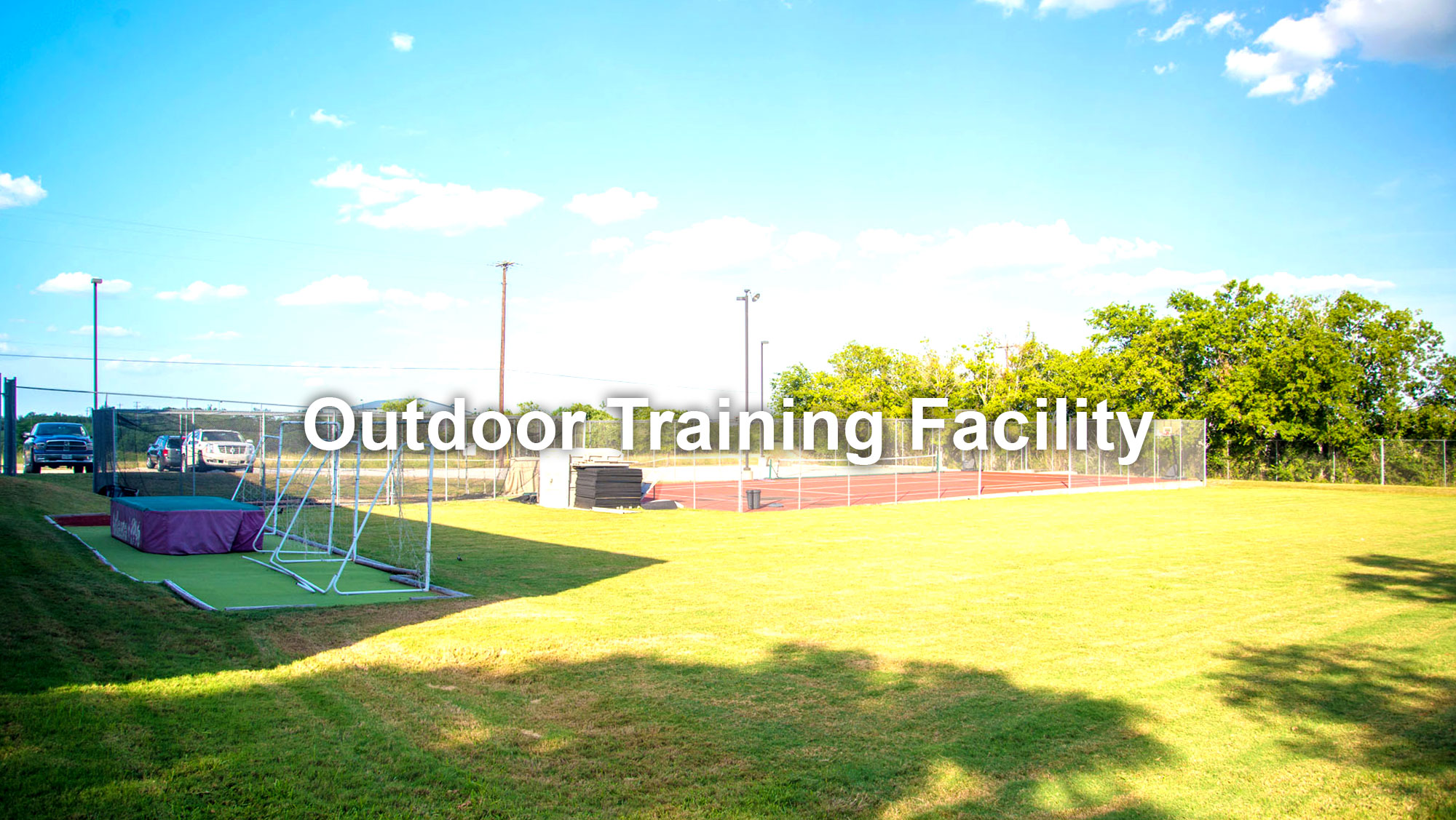 Outdoor Training Facility
