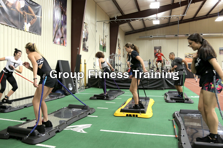 Group Fitness Training